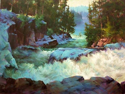 Ragged-Falls